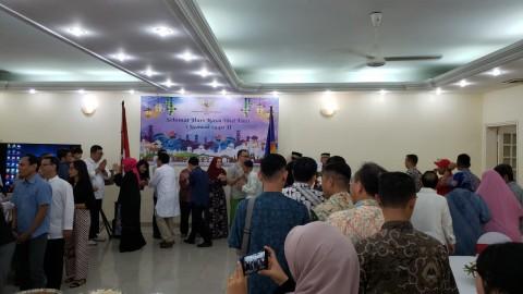 WNI Salat Id di Masjid Satu-satunya di Vietnam