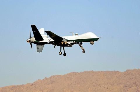 Sejumlah Drone Serang Bandara Jizan di Arab Saudi