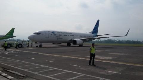 Penurunan Penumpang di Bandara Adisutjipto Diklaim Terkecil