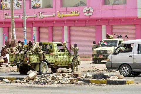 Indonesia Minta Militer Sudan Lindungi Warga Sipil