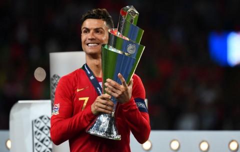 Ungkapan Bahagia Ronaldo Usai Portugal Raih Gelar