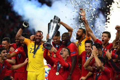 Tekuk Belanda, Portugal Juara UEFA Nations League