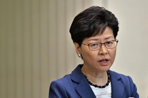 Pemimpin Hong Kong Tegaskan RUU Ekstradisi Tak Akan Dihapus