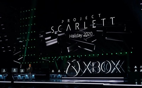 Spesifikasi Sementara Project Scarlett dari Xbox