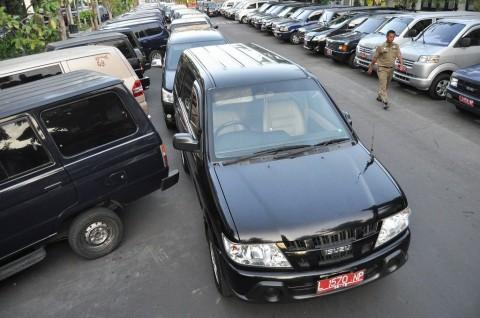 ASN Mudik Pakai Mobil Dinas Ditagih 'Uang Bensin'