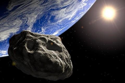 September, Ada Kemungkinan Asteroid 50 Meter Tabrak Bumi