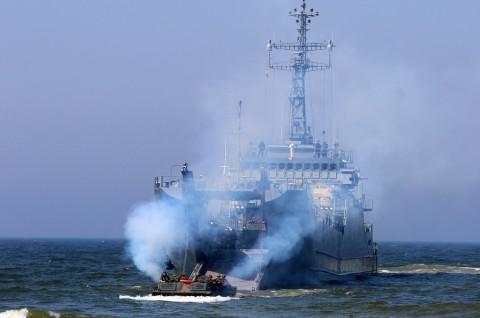 Latihan Terbesar NATO Digelar di Laut Baltik