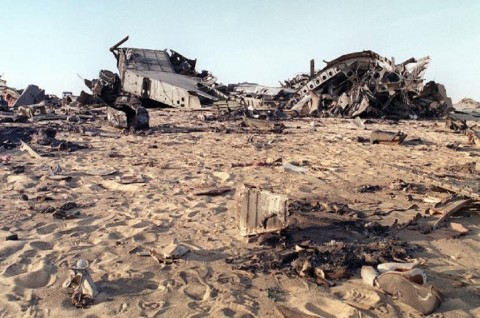 Kendaraan Militer AS Terkena Bom di Niger