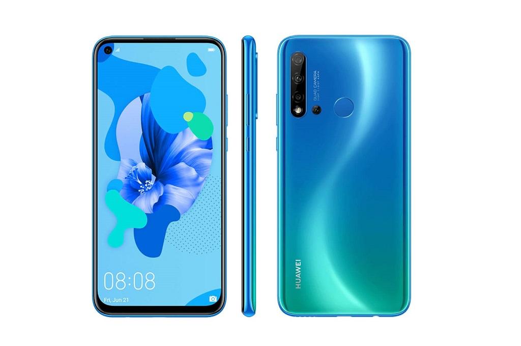 ?Badan regulator telekomunikasi Tiongkok TENAA mengunggah daftar spesifikasi utama Huawei Nova 5i.