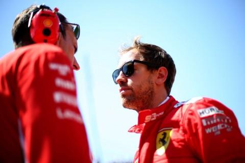 Vettel Kecewa Berat dengan Penalti di GP Kanada