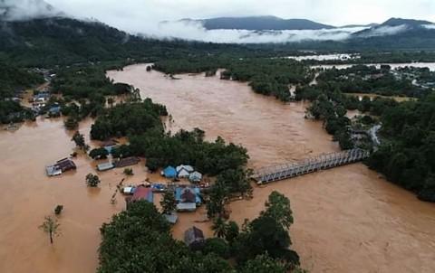 69 Desa di Konawe Terendam Banjir