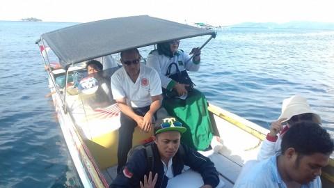 Nelayan Raup Untung Akibat Banjir Sulteng