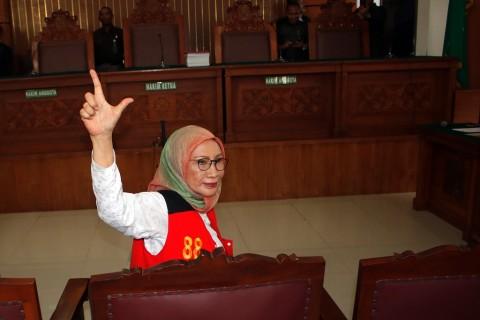 Ratna Sarumpaet Memohon Dirawat di Rumah Sakit
