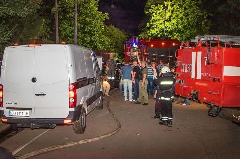 Enam Tewas Dalam Kebakaran di Rumah Sakit Jiwa Ukraina