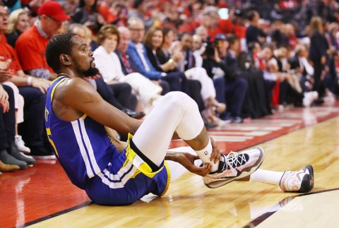 Bantu Warriors Bertahan di Final, Kevin Durant Cedera Achilles