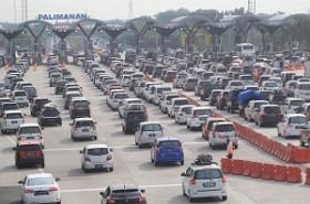 916.305 Kendaraan Telah Kembali ke Jakarta