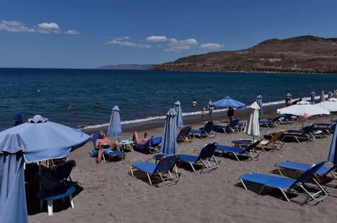 Kapal Pengungsi Terbalik di Yunani, 7 Orang Tewas