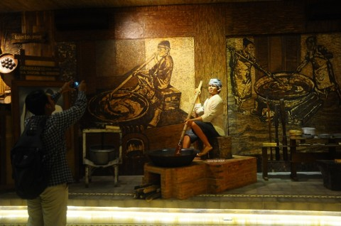 Museum Kretek Kudus Kebanjiran Pengunjung