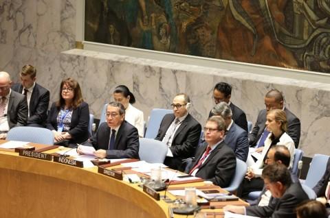 Lima Kegiatan Utama Indonesia sebagai Ketua DK PBB