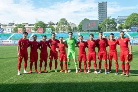 TC di Bali, Ini Daftar Pemain Timnas U-23