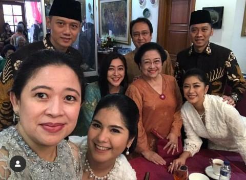 Sikap Anak Megawati dan SBY Cairkan Tensi Politik