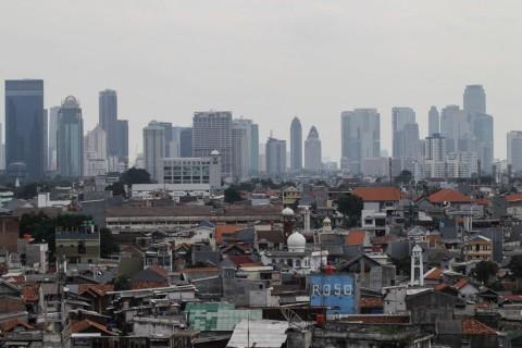 Kualitas Udara Jakarta Tak Membaik Saat Lebaran
