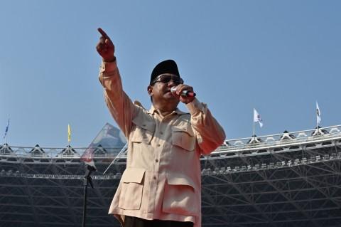 Prabowo Minta Pendukung Tak Datang ke MK