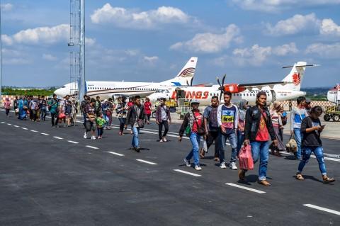 Wapres Khawatir Banyak Maskapai Penerbangan Bangkrut