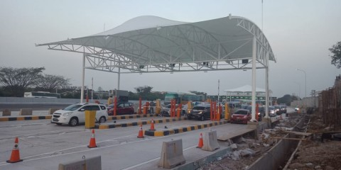 Hampir 1 Juta Kendaraan Menuju Jakarta Dalam Arus Balik