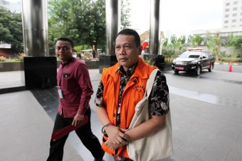 Saksi Korupsi IPDN Diperiksa KPK