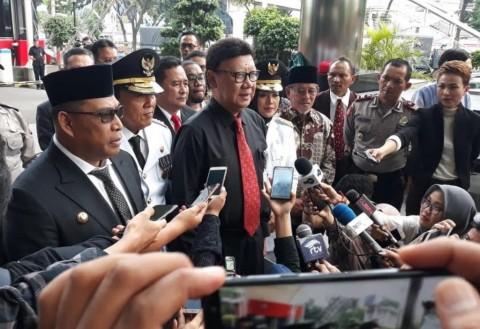 Gubernur Maluku dan Lampung Minta Wejangan KPK