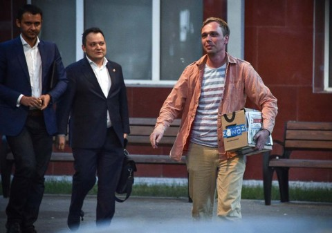 Polisi Batalkan Dakwaan Kasus Narkoba Jurnalis Rusia