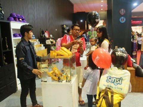 Berburu Suvenir di Jakarta Fair Kemayoran 2019