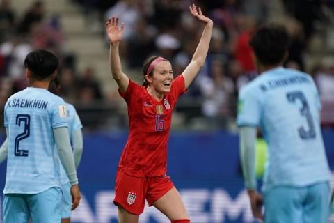 Menang 13-0, Timnas Putri AS Malah Dikecam