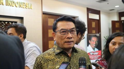 Moeldoko Berharap Prabowo Konsisten
