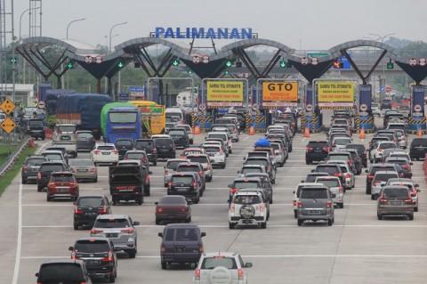 Satu Juta Kendaraan Masuk Kembali ke Jakarta