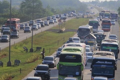 Kecelakaan Mudik 2019 Turun 70 Persen