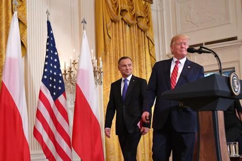 Polandia Akan Bangun Fasilitas Untuk 1.000 Tentara AS