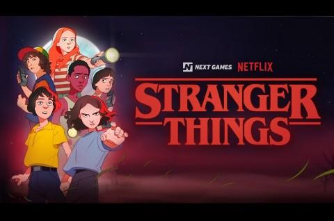 Netflix Siapkan Game Mobile Stranger Things Tahun Depan