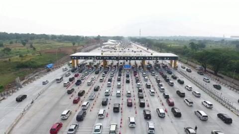 Jakarta Diserbu Sejuta Kendaraan dalam 5 Hari Arus Balik