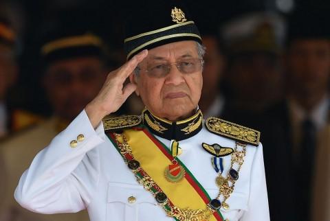 Mahathir Duga Skandal Video Seks Menteri Ditunggangi Politik