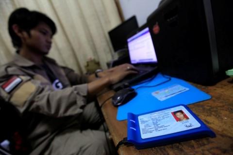 Kabupaten Garut Kehabisan Blangko KTP-el