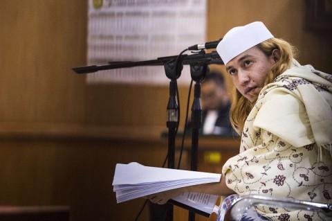 Bahar bin Smith Dituntut 6 Tahun Penjara
