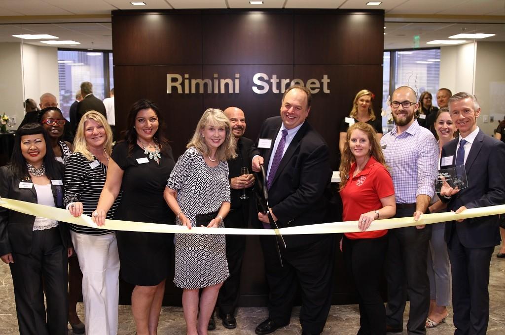 Hasil gambar untuk Rimini Street Inc