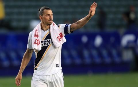 Naik Gaji, Ibrahimovic Pecahkan Rekor di MLS
