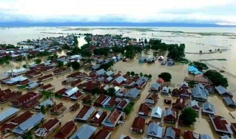 Wajo Tetapkan Tanggap Darurat Banjir