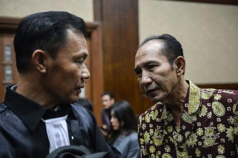 Dua Hakim PN Jaksel Dituntut 8 Tahun Penjara