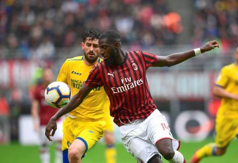 Milan Pulangkan Bakayoko ke Chelsea