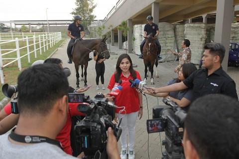PMJ Gandeng Equinara Kelola Jakarta International Equestrian