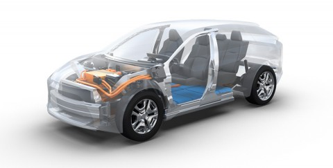 Toyota Percepat Target Mobil Listrik ke 2025